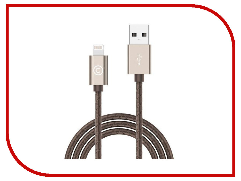 Аксессуар LAB.C USB - Lightning 1.8m Gold LABC-511-GD аксессуар pineng pn 305 usb lightning gold