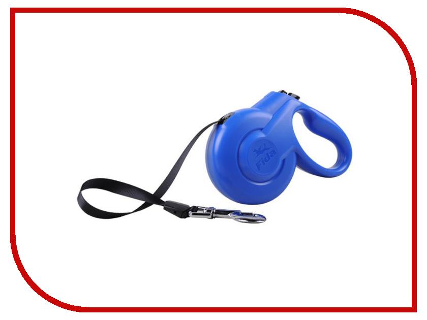 Рулетка Fida Styleash 5m до 15kg Light Blue 5135709