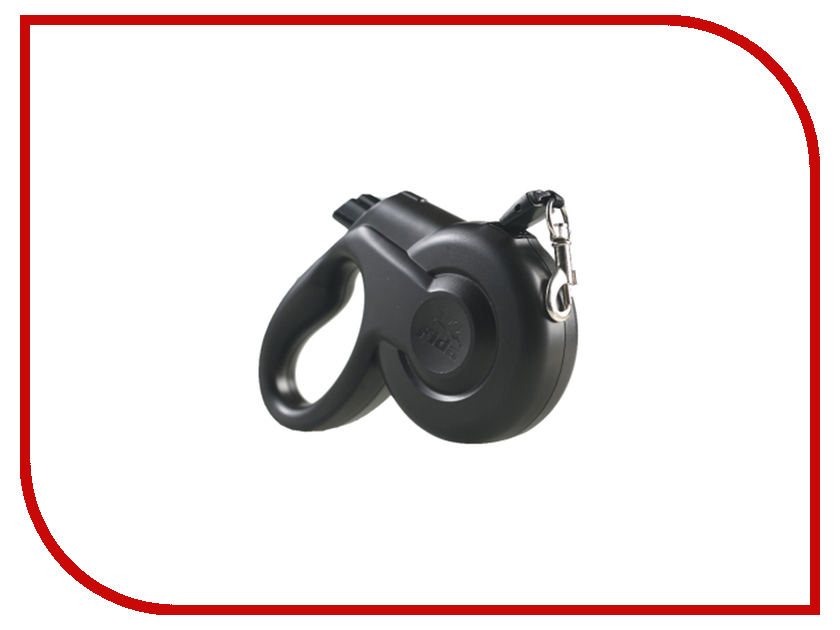 Рулетка Fida Styleash 3m до 12kg Black 5135655