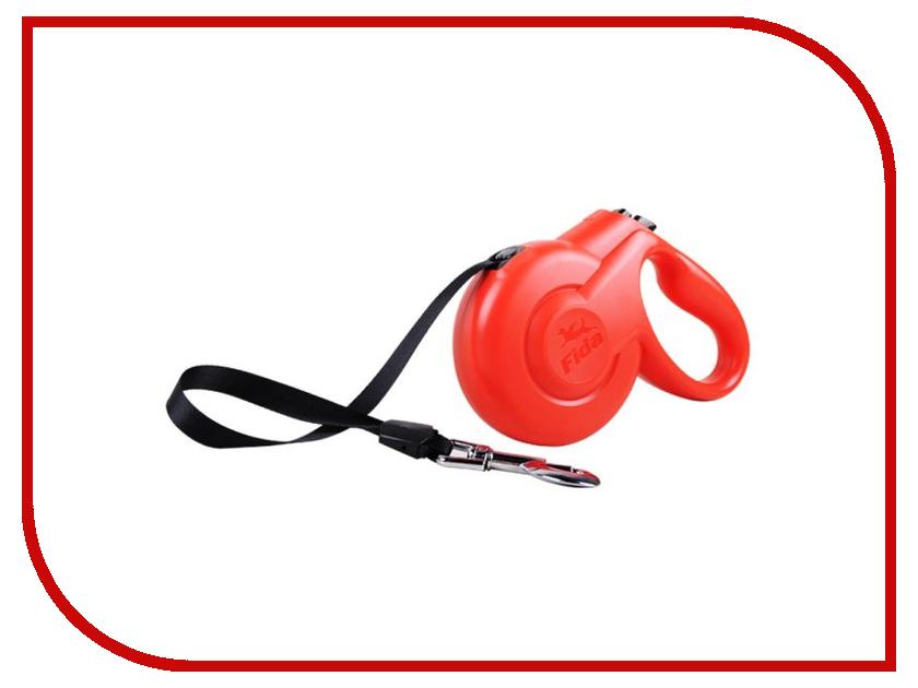 Рулетка Fida Styleash 5m до 15kg Red 5135716