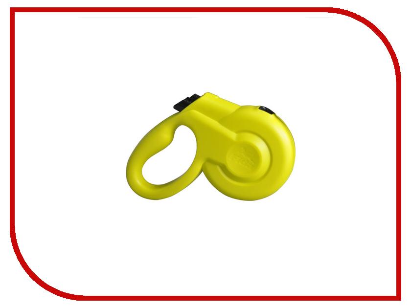 Рулетка Fida Styleash 5m до 15kg Yellow 5135723