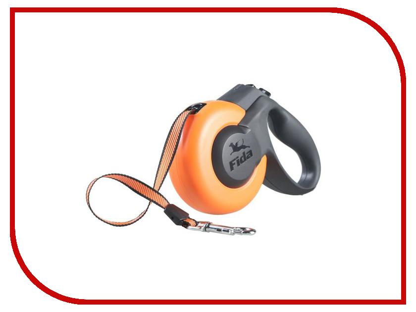 Рулетка Fida Mars 5m до 15kg Orange Black 5135471