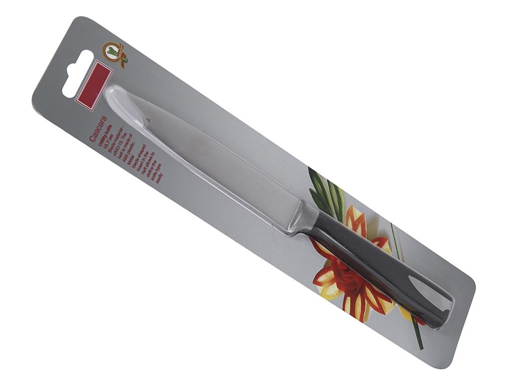 Нож Rondell RD-688 Cascara - длина лезвия 127мм нож santoku 17 8 см rondell cascara rd 687