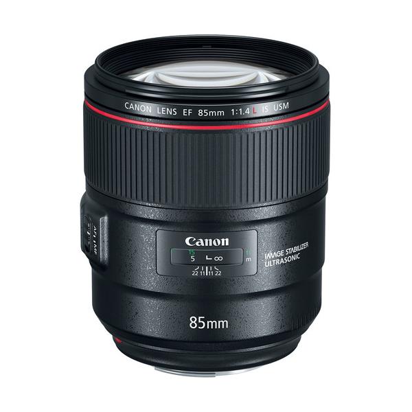 Объектив Canon EF 85 mm F/1.4L IS USM цена и фото