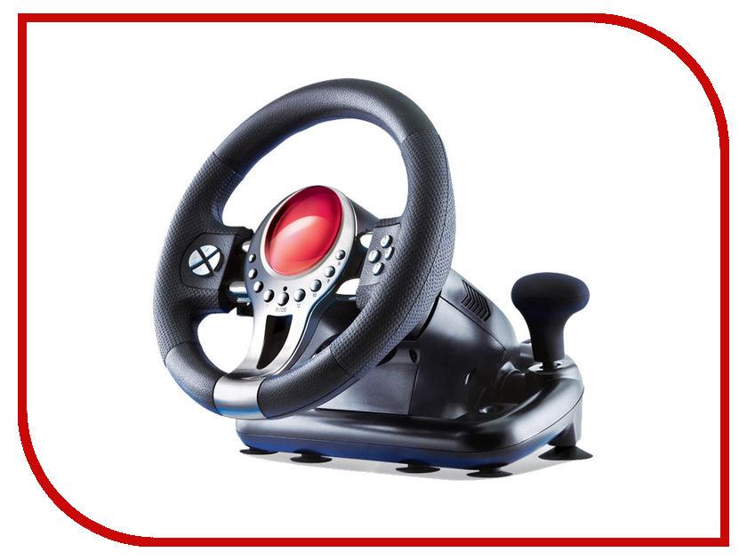 Игровой руль Sven Turbo Vibration Feedback SV-063012 base 305 combo sven