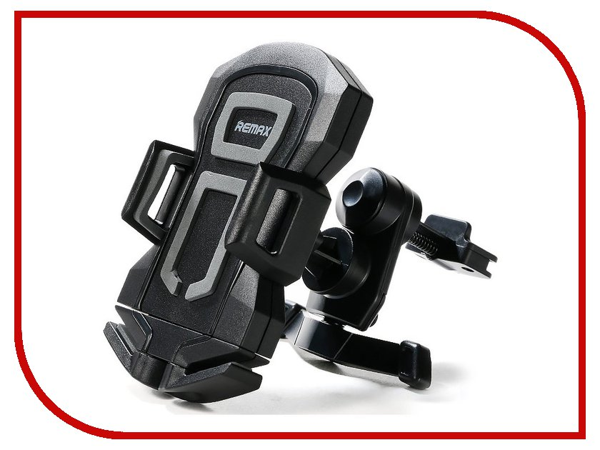 Держатель Remax RM-C14 Black-Grey держатель remax rm c11 white grey