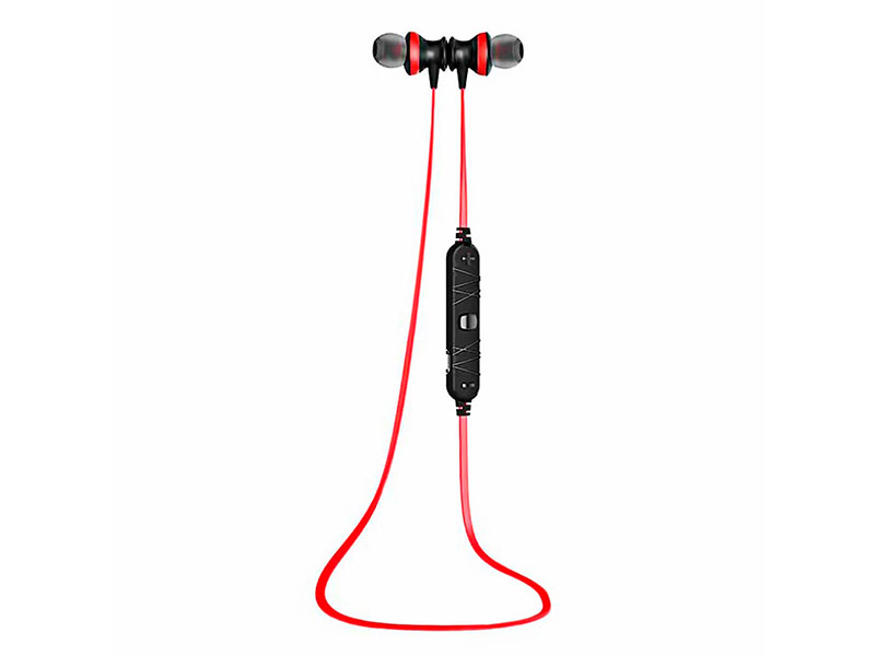Awei A980BL Red awei q5i in ear earphones with mic red