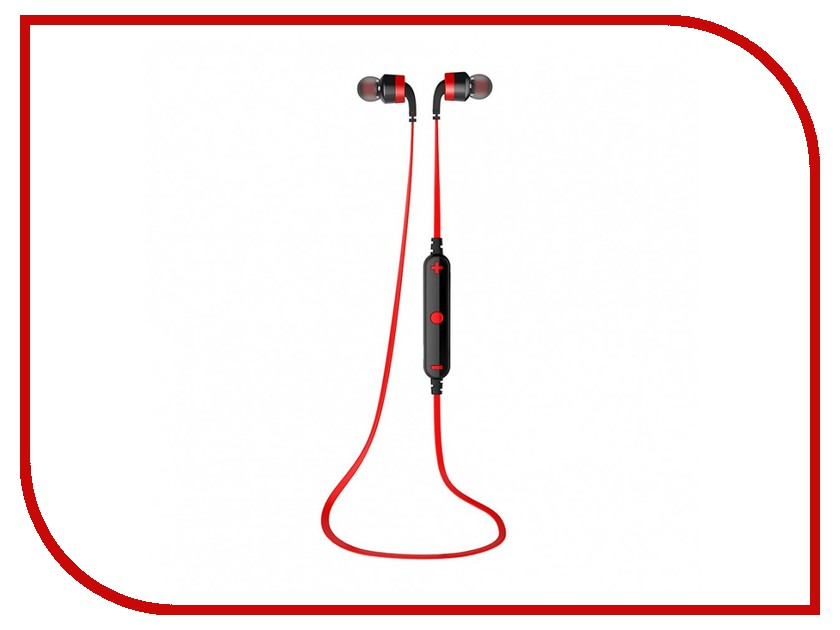 Awei A960BL Red гарнитура awei q5i red