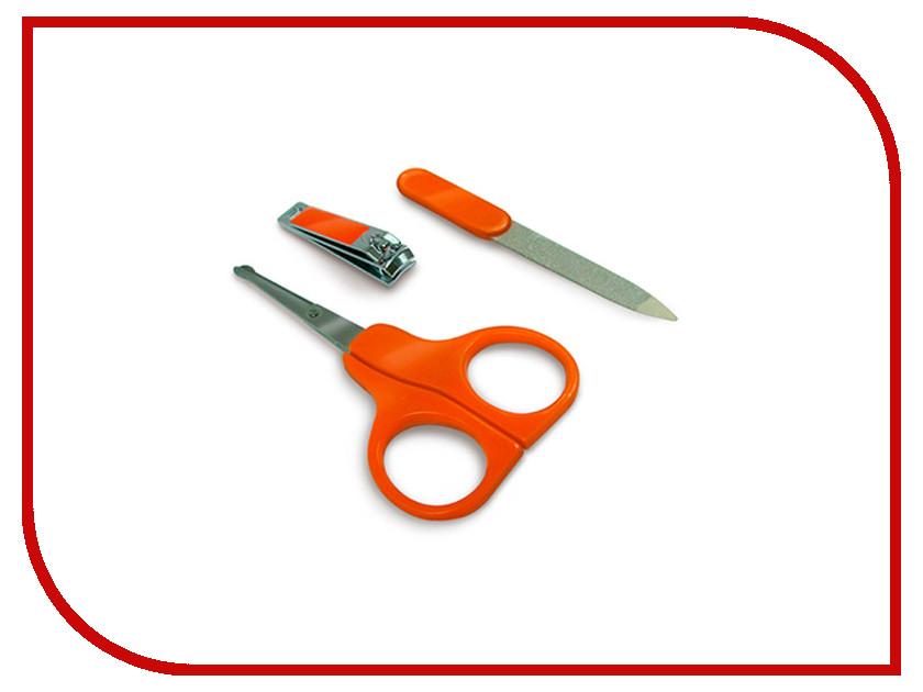 Детские ножницы Маникюрный набор Bebek 4245