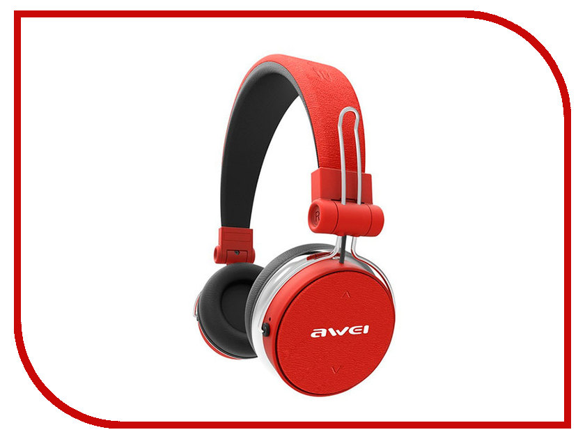 Awei A700BL Red-Black awei a860bl red