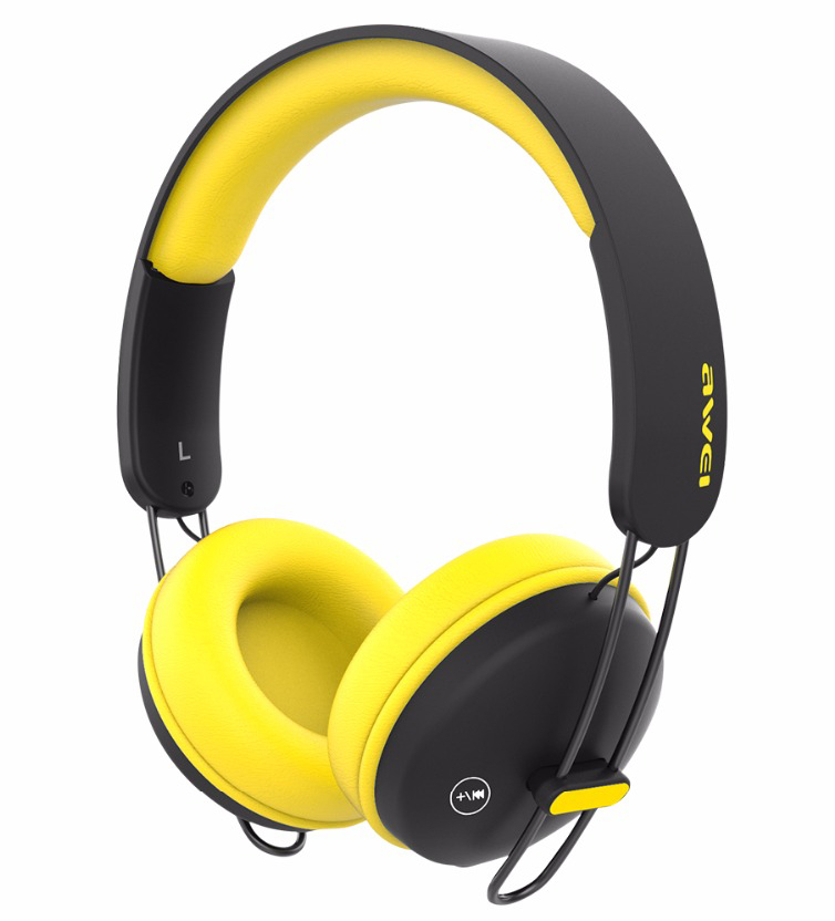Awei A800BL Black-Yellow