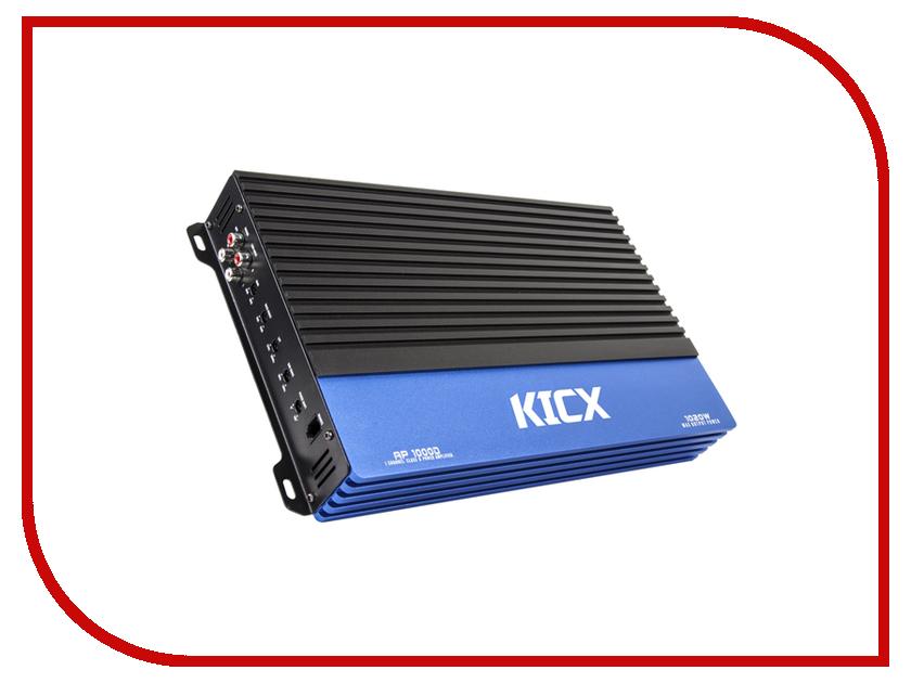 Усилитель Kicx AP 1000D автоакустика kicx stc 502