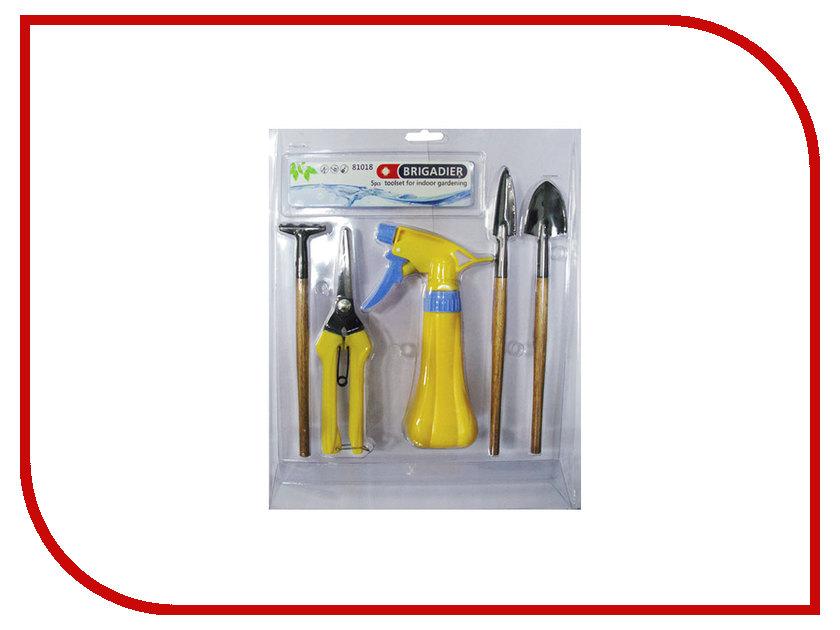 Садовый инструмент Набор Brigadier 81018