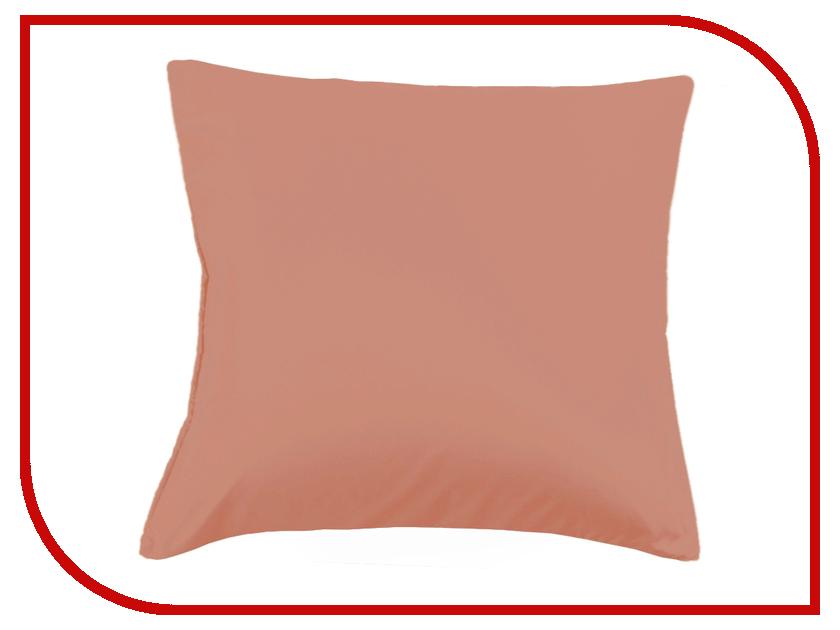Наволочка Valtery 110-45 70x70 Burgundy Сатин