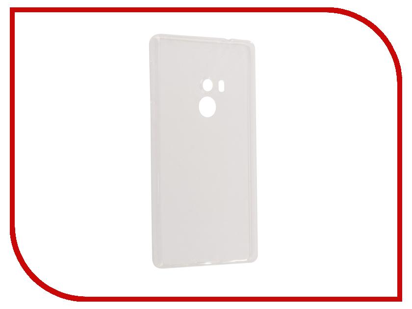 Аксессуар Чехол Xiaomi Mi Mix SkinBox Slim Silicone Transparent T-S-XMMix-006