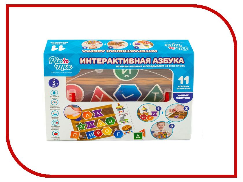 Настольная игра Pic N Mix Интерактивная азубка 112041 энциклопедия интерактивная