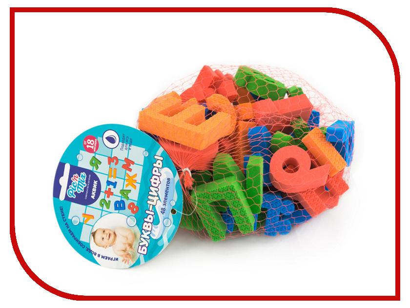 Настольная игра Pic N Mix Буквы-цифры 120030 настольная игра биплант эрудит дружные буквы 10006