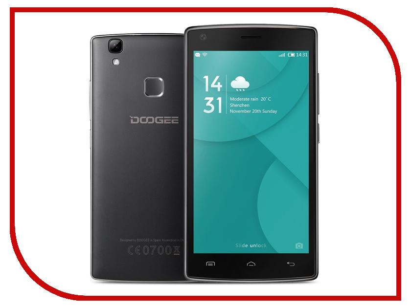 Сотовый телефон DOOGEE X5 Max Pro Black doogee turbo 5 5 купить в украине