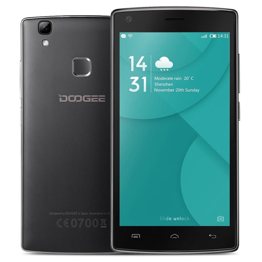 Сотовый телефон Doogee X5 Max Pro Black