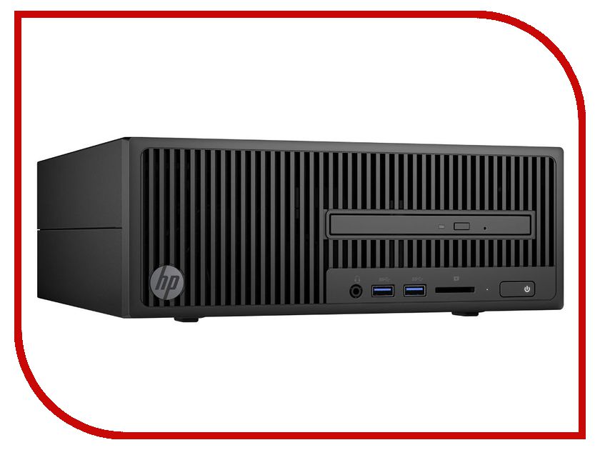 Настольный компьютер HP 280 G2 Small Form Factor Y5P86EA (Intel Core i3-6100 3.7 GHz/4096Mb/500Gb/DVD-RW/Intel HD 530/LAN/Windows 10 Pro) цена 2017