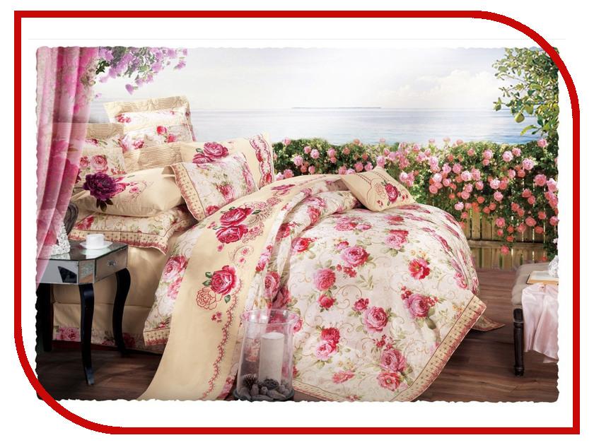 Фото Постельное белье Valtery 110-82 Комплект Семейный Сатин