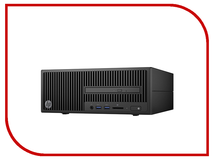 Настольный компьютер HP 280 G2 Small Form Factor Y5P85EA (Intel Core i5-6500 3.2 GHz/4096Mb/500Gb/DVD-RW/Intel HD 530/LAN/Windows 10 Pro) цена 2017