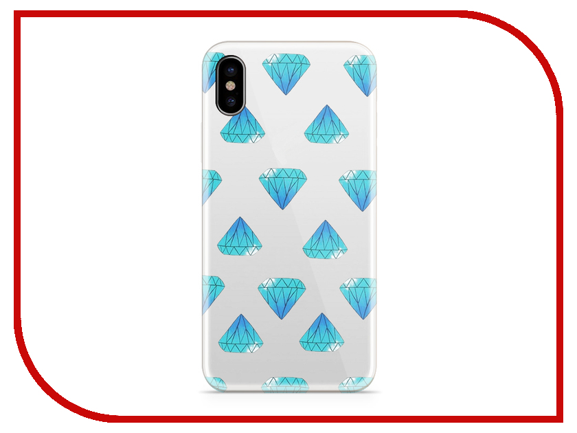 Аксессуар Чехол With Love. Moscow Silicone для Apple iPhone X Crystals 5035 swarovski crystals topaz 203 crystal with foiled flat back ss10 x 1440pcs