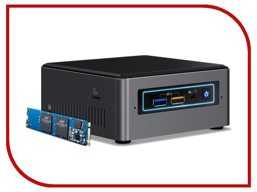 Настольный компьютер Intel NUC Kit BOXNUC7I3BNHX1