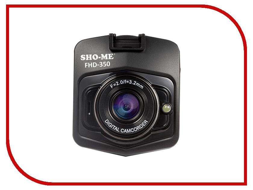 Видеорегистратор Sho-Me FHD-350 видеорегистратор sho me hd45 lcd
