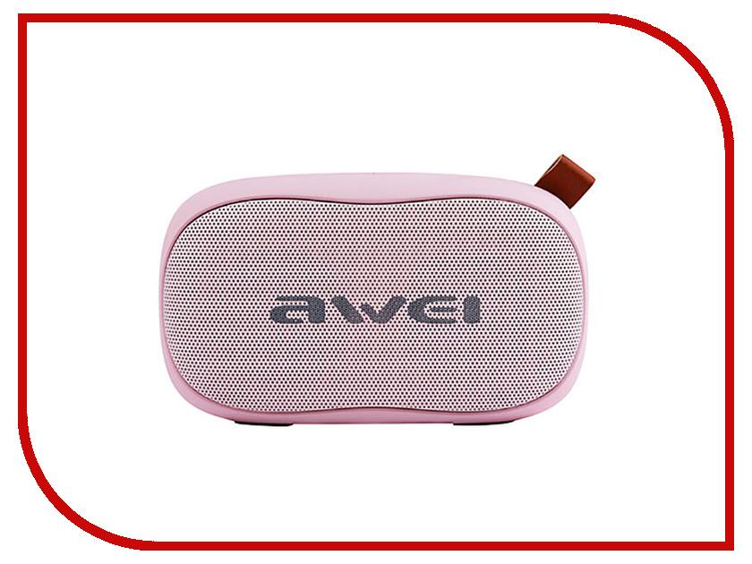 Колонка Awei Y900 Pink колонка awei y900 pink