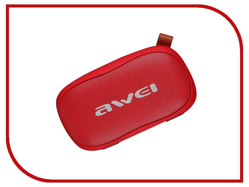 Колонка Awei Y900 Red колонка awei y900 pink
