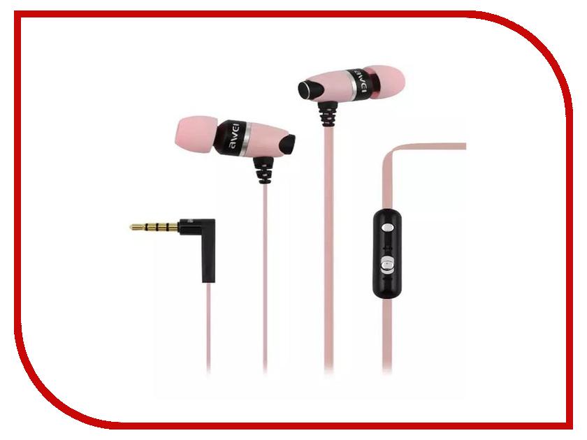 Awei ES-88Hi Pink колонка awei y900 pink