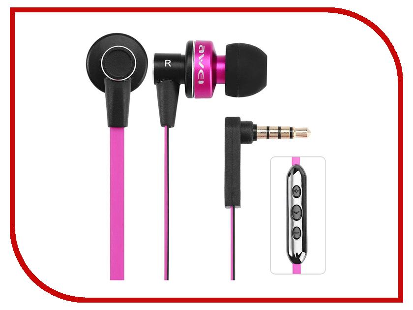 Awei ES-90Vi Pink колонка awei y900 pink