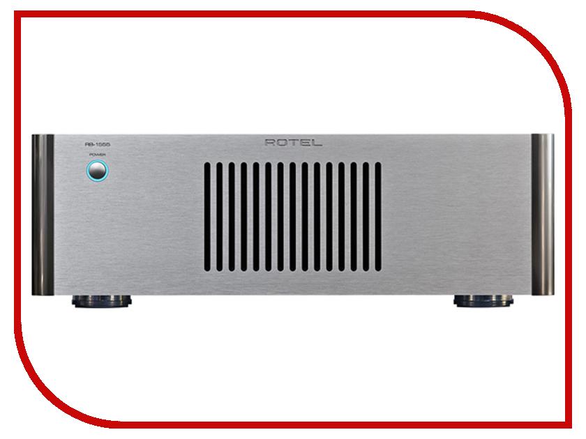 Усилитель Rotel RMB-1555 Silver