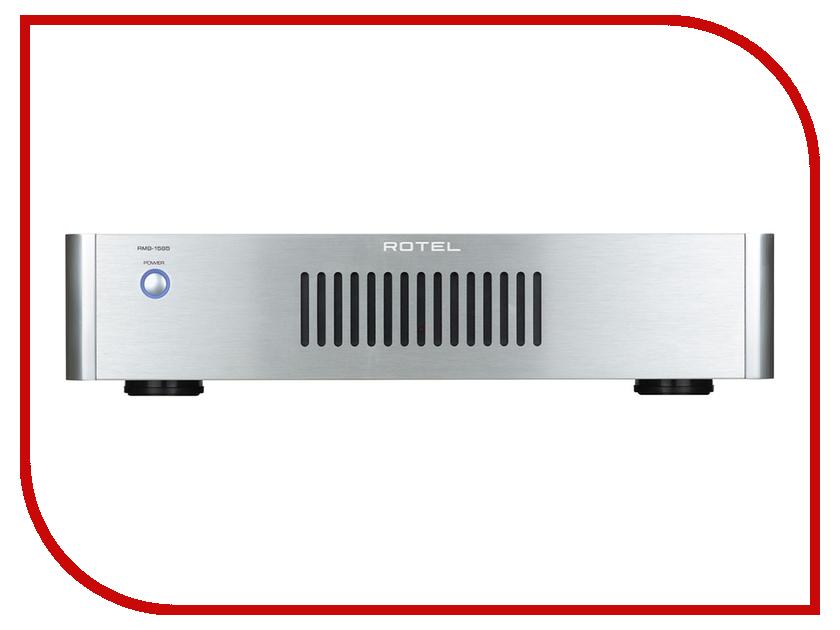 Усилитель Rotel RMB-1565 Silver многоканальный усилитель мощности rotel rmb 1575 black