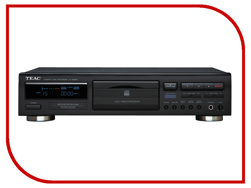 CD-проигрыватель Teac CD-RW890 cd проигрыватель exposure 2010s2 cd black