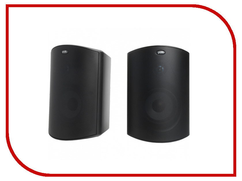Колонки Polk Audio Atrium 6 Black всепогодная акустика polk audio atrium 4 white