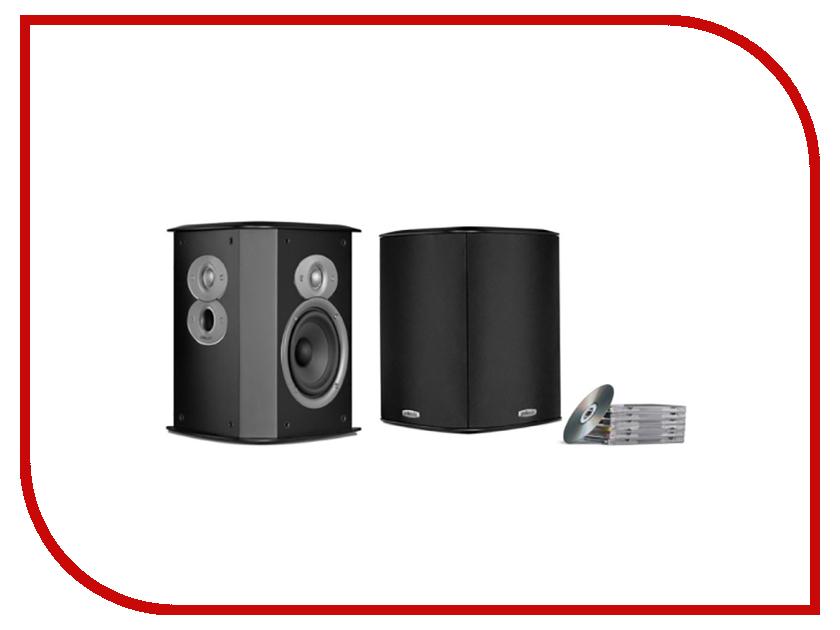 Колонки Polk Audio FXi A4 Black специальная тыловая акустика polk audio fxi a4 black wood veneer