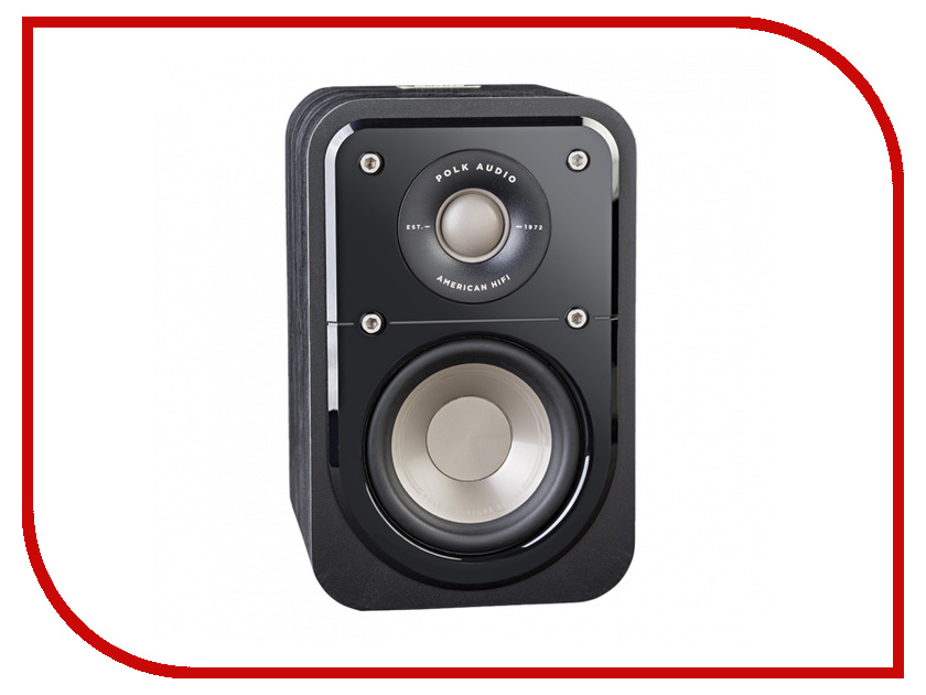 Колонки Polk Audio Signature S10 Black