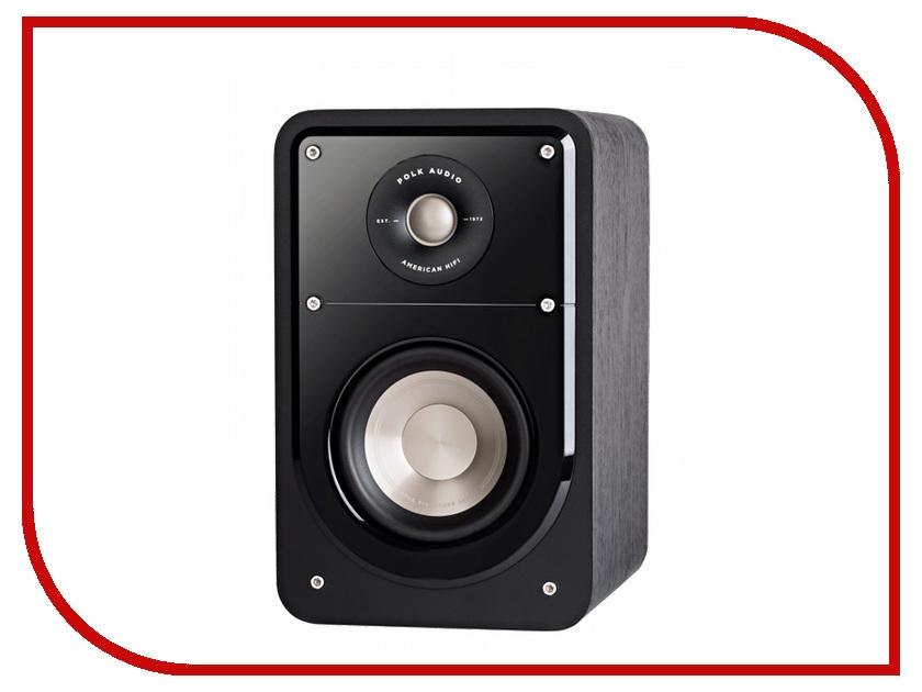 Колонки Polk Audio Signature S15 Black polk audio signature s20 black