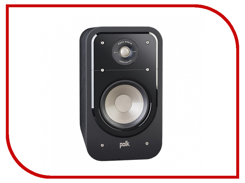 Колонки Polk Audio Signature S20 Black