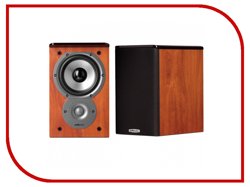 Колонки Polk Audio TSi 100 Cherry гарнитура polk audio buckle brown