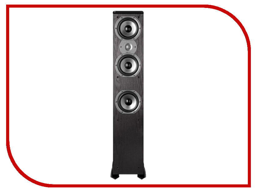 Колонки Polk Audio TSi 400 Black соковыжималка универсальная steba e 400