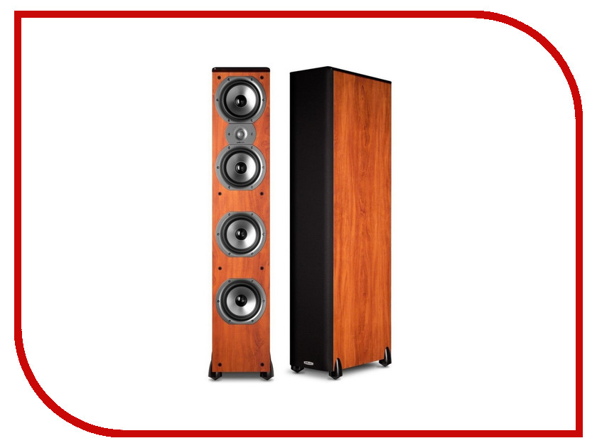 Фото Колонки Polk Audio TSi 500 Cherry