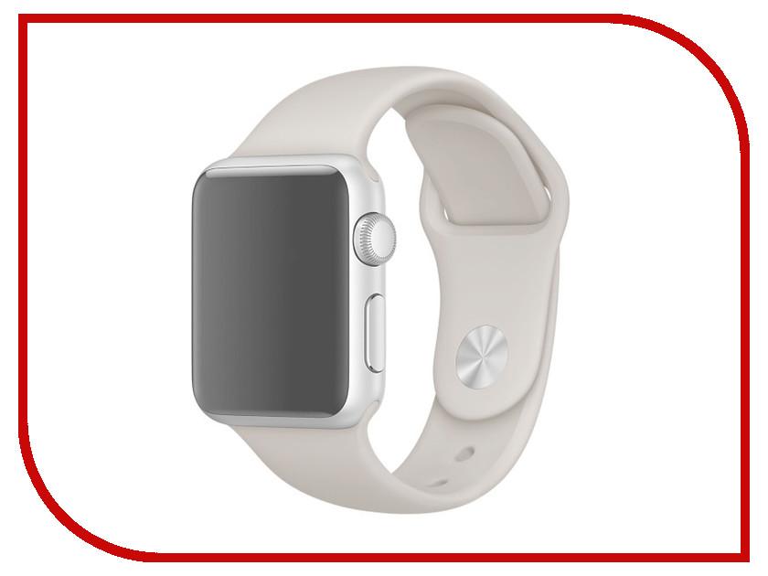 Аксессуар Браслет Apres APPLE Watch 42mm S/M Stone аксессуар браслет apple watch 42mm apres s m pink sand