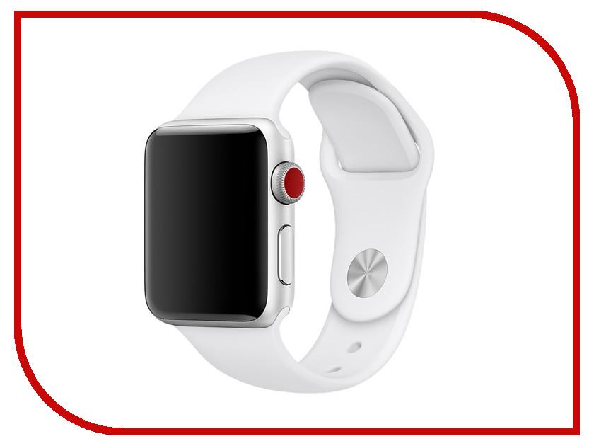 Аксессуар Браслет Apres APPLE Watch 42mm S/M White аксессуар браслет apple watch 42mm apres s m pink sand