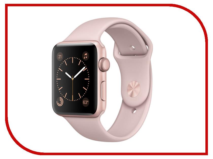 Аксессуар Браслет Apres APPLE Watch 42mm S/M Pink Sand аксессуар браслет apple watch 42mm apres s m pink sand