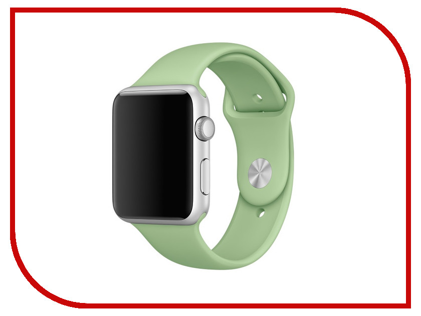 Аксессуар Браслет Apres APPLE Watch 42mm S/M Mint аксессуар браслет apple watch 42mm apres s m pink sand