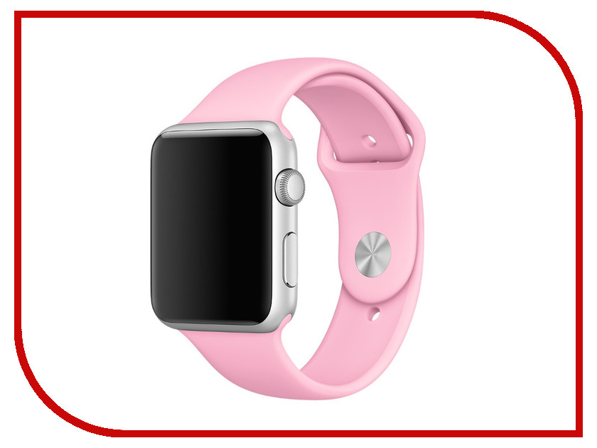 Аксессуар Браслет Apres APPLE Watch 42mm S/M Light Pink аксессуар браслет apple watch 42mm apres s m pink sand
