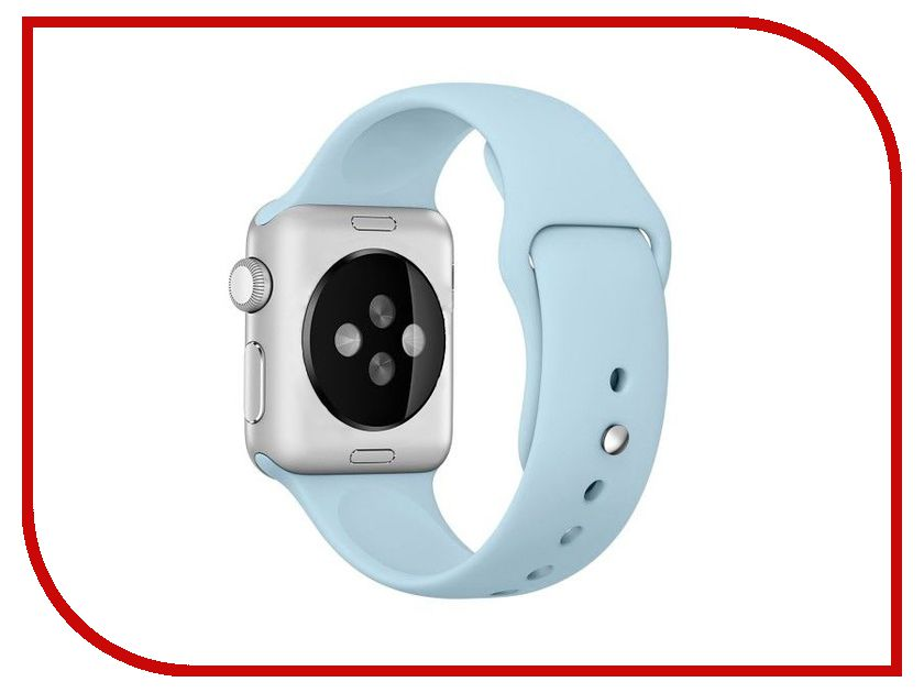 Аксессуар Браслет Apres APPLE Watch 42mm S/M Turquoise аксессуар браслет apple watch 42mm apres m l pink sand